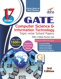 17 years GATE Computer Science & Information Technology Topic-wise Solved Papers (2000 - 16)