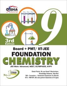 Board + IIT-JEE Foundation - Chemistry Class 9