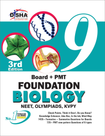 Board + IIT-JEE Foundation - Biology Class 9