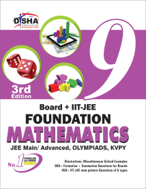 Board + IIT-JEE Foundation - Mathematics Class 9