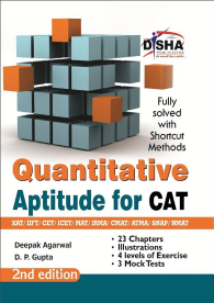 Quantitative Aptitude for CAT/ XAT/ IIFT/ CMAT/ MAT/ Bank PO/ SSC (2nd Edition)