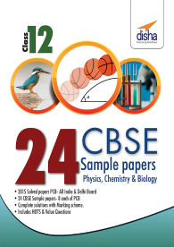 24 CBSE Sample Papers for Class 12th (PCB)