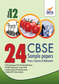 24 CBSE Sample Papers for Class 12th (PCM)